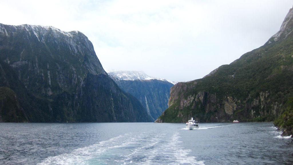 Milford Sound Bootstour