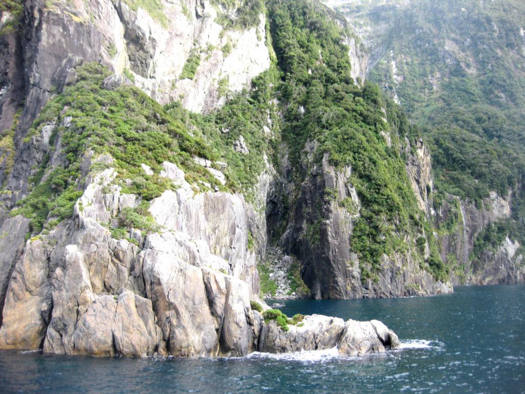 Milford Sound Neuseeland Herr der Ringe Panorama