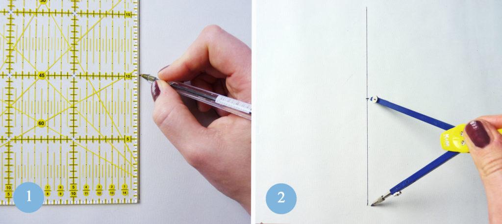 Schnittmuster erstellen und zeichnen