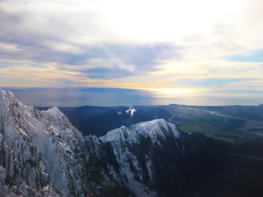 Franz Joseph Gletscher Panorama
