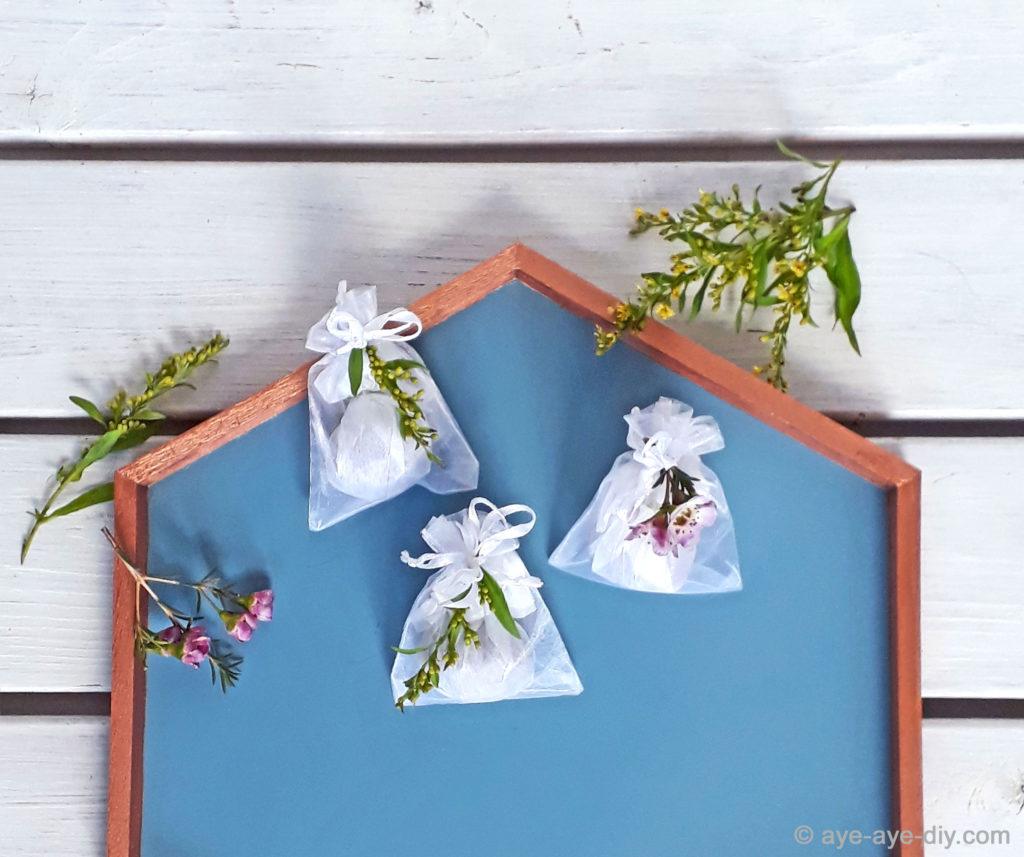 Seedbombs als Geschenk