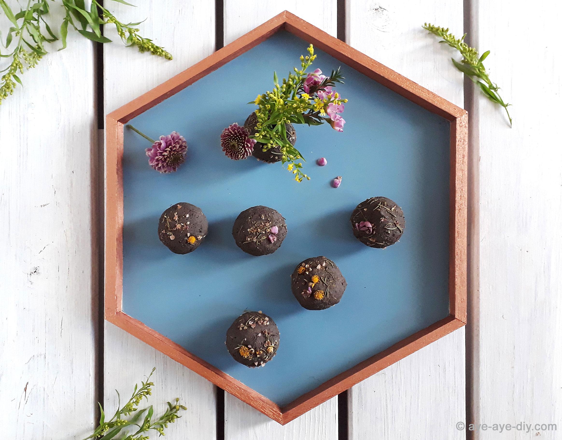 Seedbombs Selber Machen Das Perfekte Geschenk Für Ostern