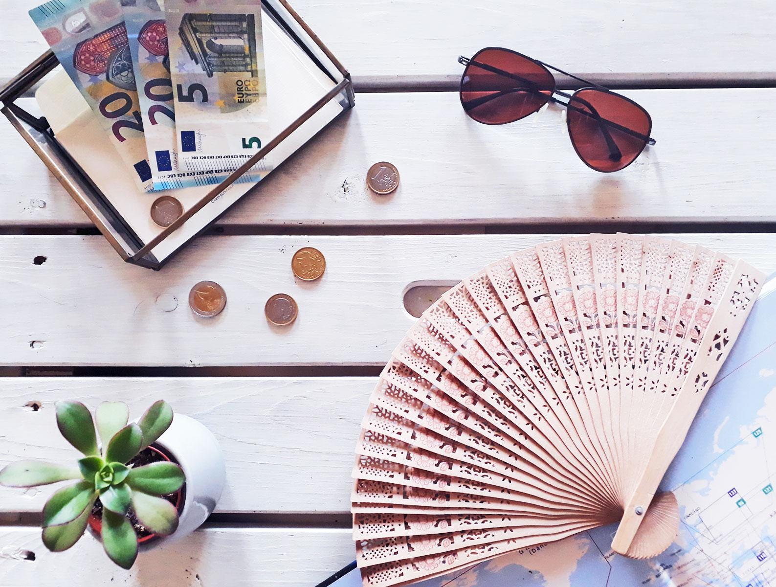 15 Tipps zum Geld sparen – Wie du genug Geld für die nächste Reise sparst