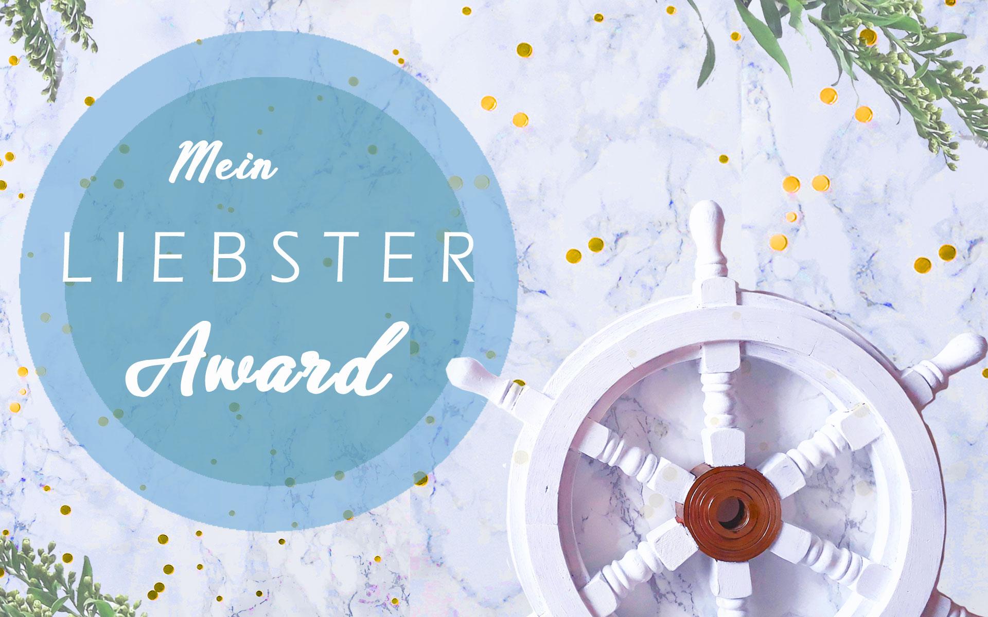 Liebster Award – 11 Fragen an mich zu Aye, Aye DIY