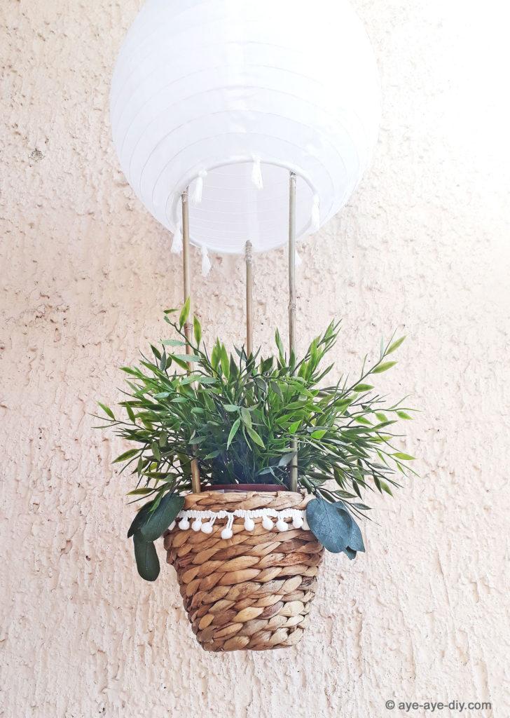 DIY Heißluftballon