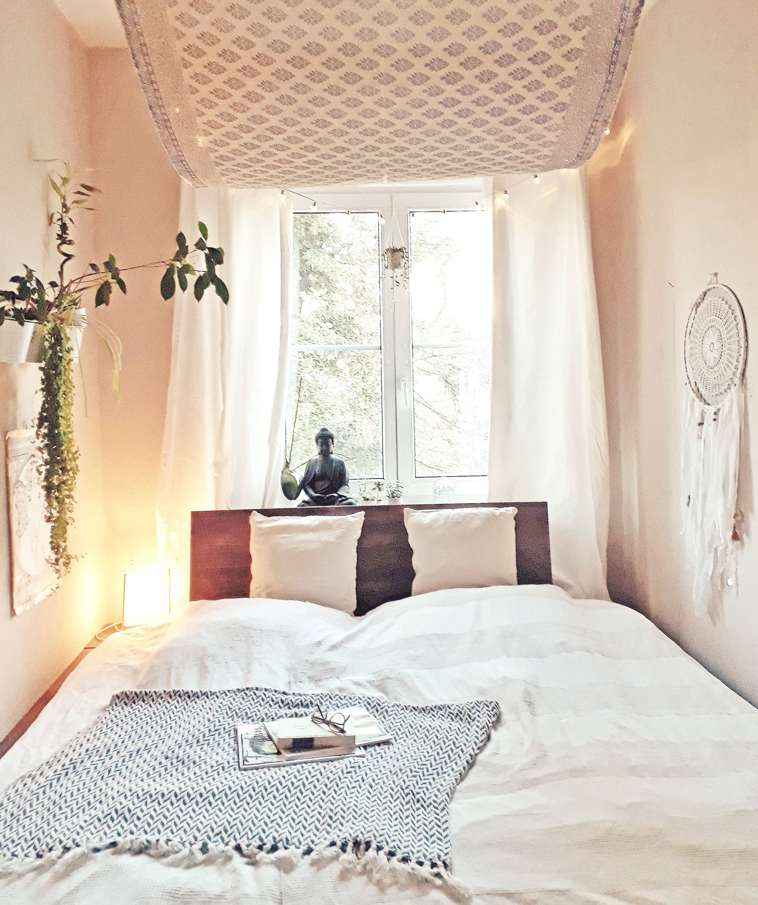 Himmelbett selber machen – Schlafzimmer in eine Wohlfühloase verwandeln