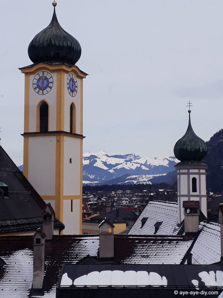 Kufstein Kirchturm