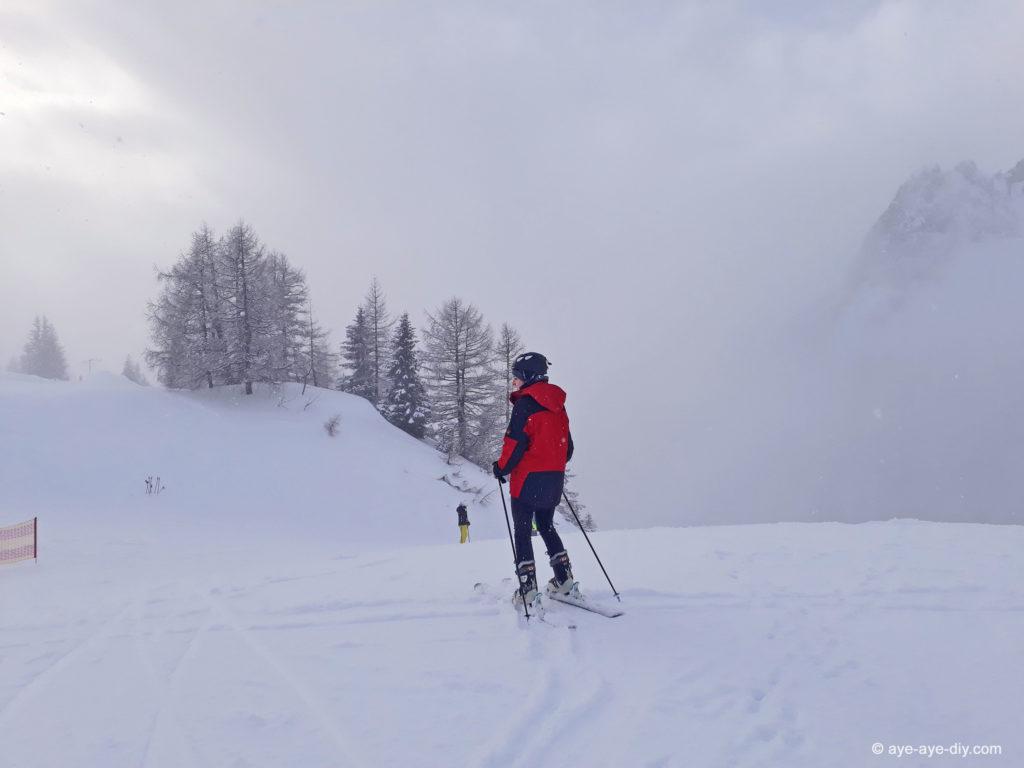 Skifahren in Maurach