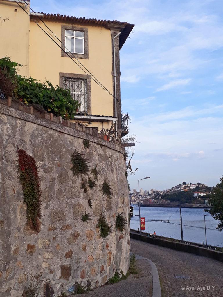 Rio Douro Häuser