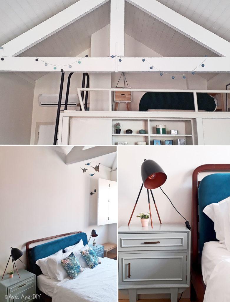 Air BNB Zimmer