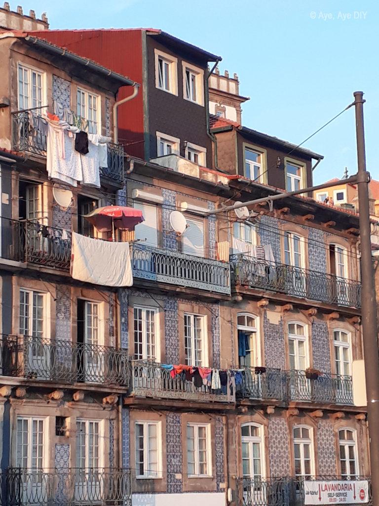Portugiesische Häuser