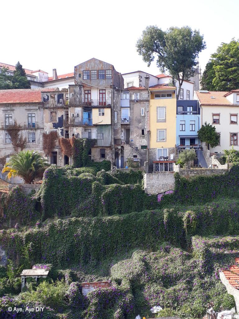 Porto Ausblick