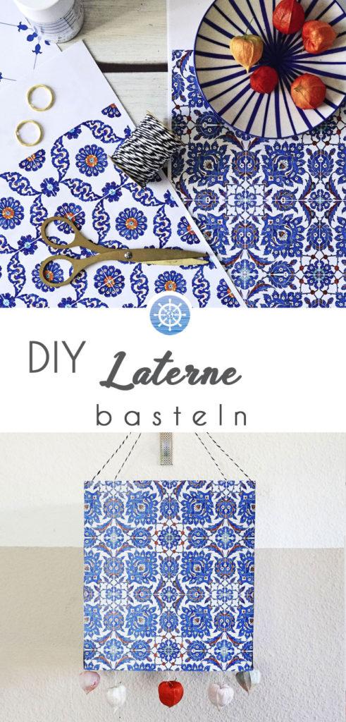 DIY Latterne auf Pinterest merken