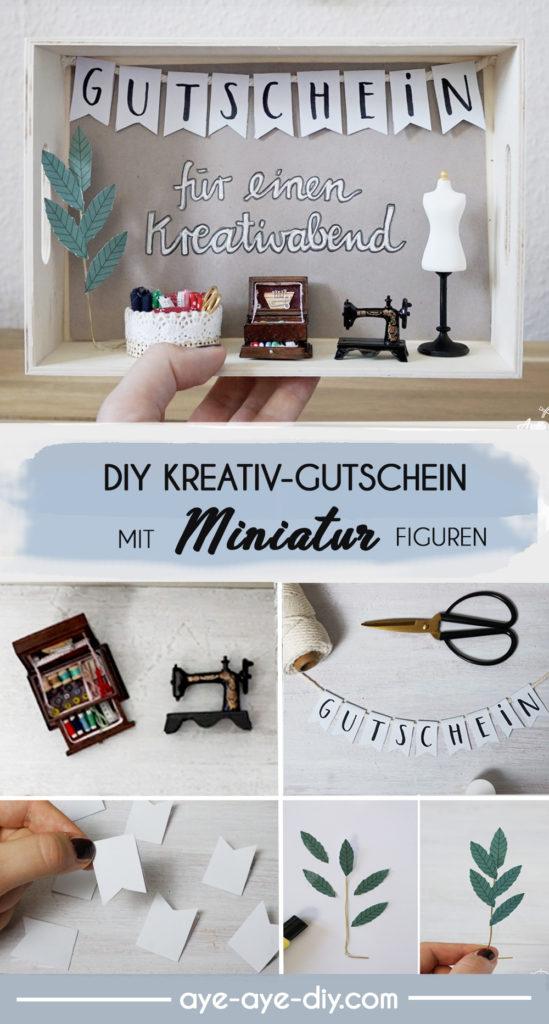 Pinterest Pin: Merke dir diese DIY Idee für später