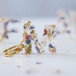 Resin Art Schlüsselanhänger selber machen