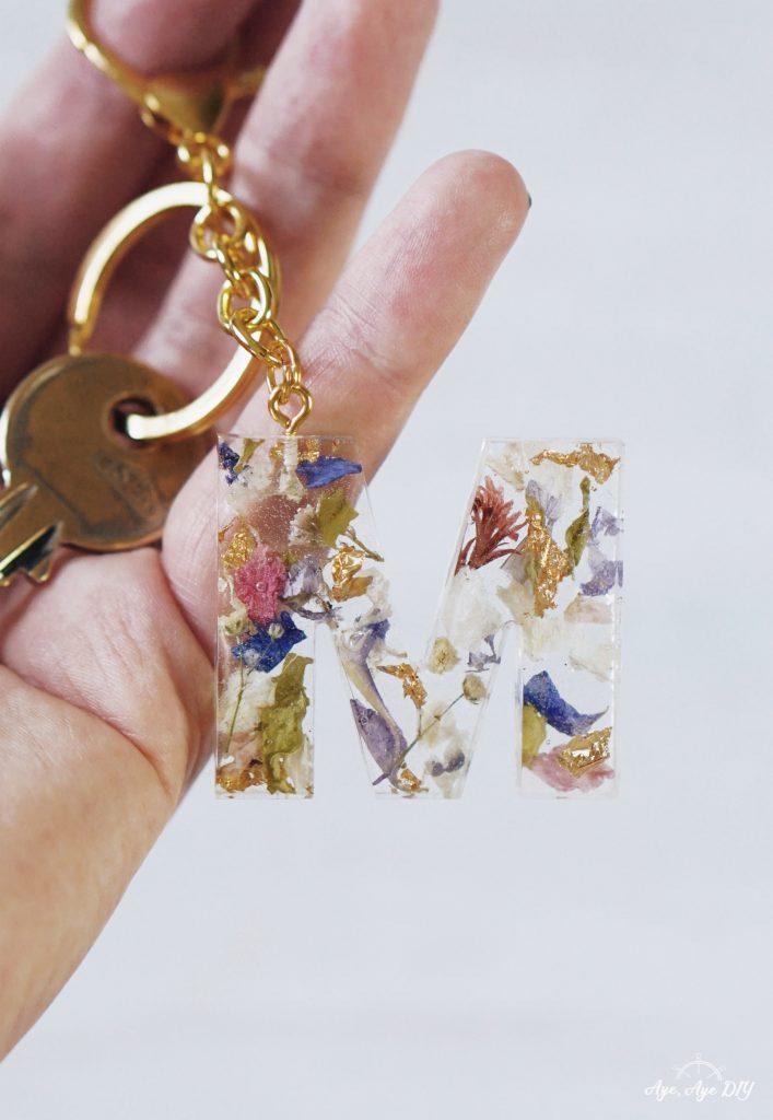 DIY Schlüsselanhänger verschenken