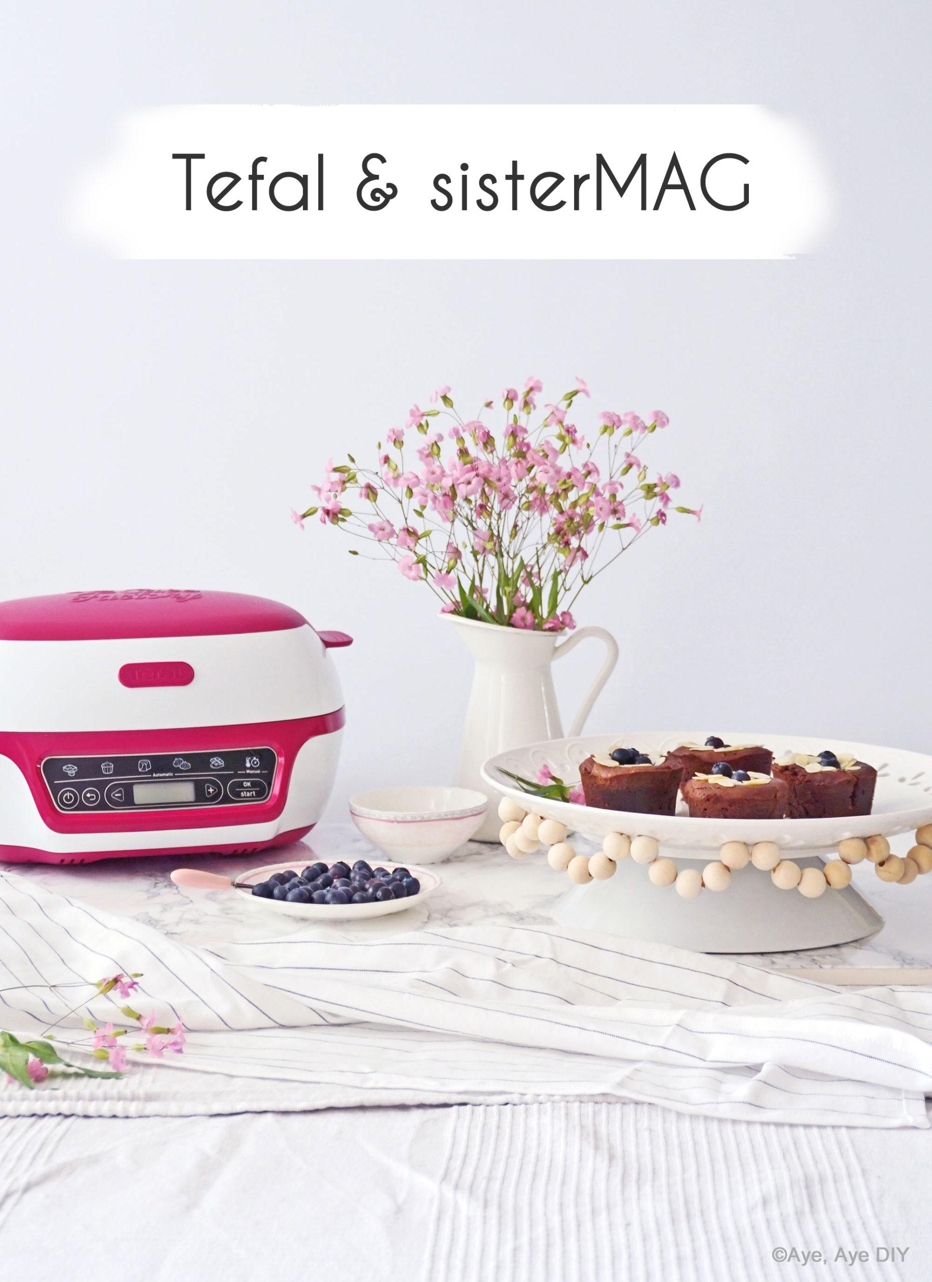 Tefal & sisterMAG